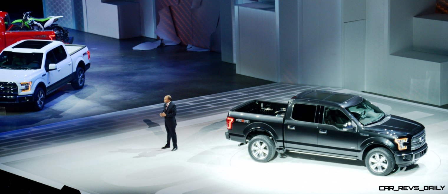 2015 FORD F-150 Almost Unbelieveably New - $14B Golden Goose 14