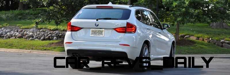 BMW X1 sDrive28i M Sport - Alpine White in 60 High-Res Photos44