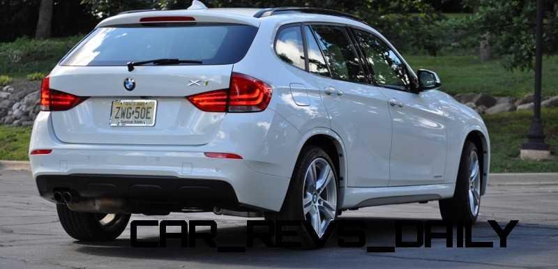 BMW X1 sDrive28i M Sport - Alpine White in 60 High-Res Photos45