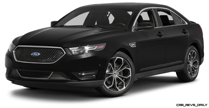 Best of Awards - 2014 Ford Taurus and Taurus SHO - Biggest Trunk and EcoBoost Turbo Innovator 2