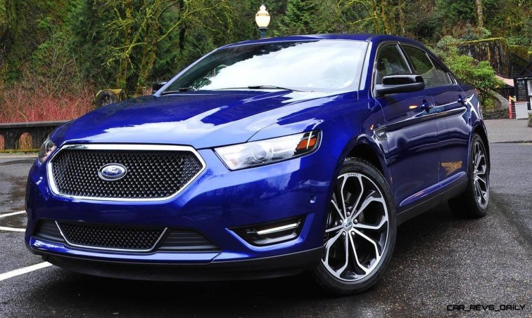 Best of Awards - 2014 Ford Taurus and Taurus SHO - Biggest Trunk and EcoBoost Turbo Innovator 86