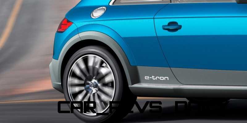 CarRevsDaily.com - 2014 Audi Allroad Shooting Brake Concept (Q2 e-tron) 1-crop2