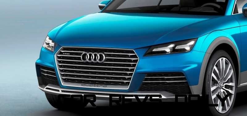 CarRevsDaily.com - 2014 Audi Allroad Shooting Brake Concept (Q2 e-tron) 3-crop