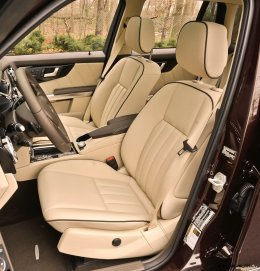 2013 Mercedes-Benz GLK250 BlueTEC - Fully Equipped