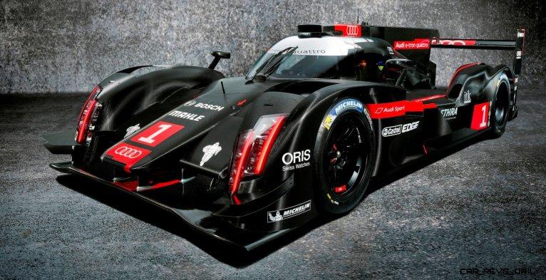 Mit einem von Grund auf neu entwickelten Le-Mans-Prototyp peilt Audi in derSaison 2014 den Hattrick in der FIA-Langstrecken-Weltmeisterschaft WEC und einen weiteren Erfolg bei den 24 Stunden von Le Mans an