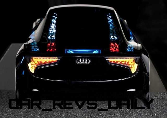 CarRevsDaily.com - Laser Lighting for 2014 AUDI R18 LeMans 31