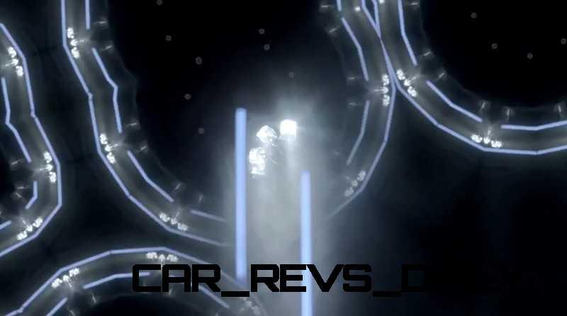 CarRevsDaily.com - Laser Lighting for 2014 AUDI R18 LeMans 9