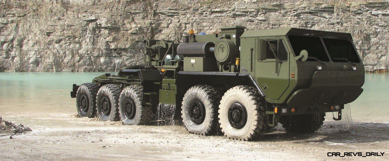 CarRevsDaily.com - Oshkosh Defense Medium and Heavy Showcase 10