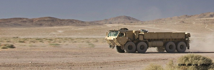 CarRevsDaily.com - Oshkosh Defense Medium and Heavy Showcase 8