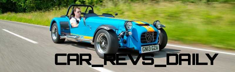 Caterham Coming to America!  620R to be sold by Superformance (Without An Engine...) 15