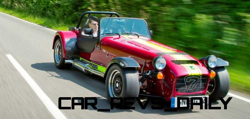 Caterham Coming to America!  620R to be sold by Superformance (Without An Engine...) 19