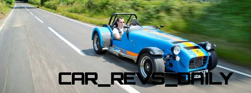 Caterham Coming to America!  620R to be sold by Superformance (Without An Engine...) 31