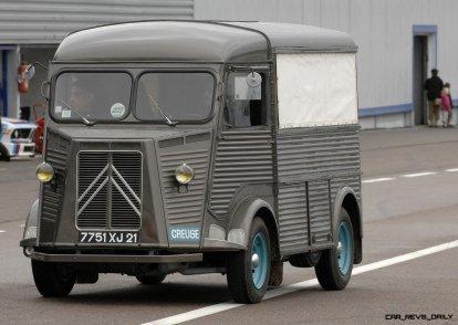 Concept Flashback - 2011 Citroen Tubik Brings Delightful Shapes of 1930's Tub Vans 7