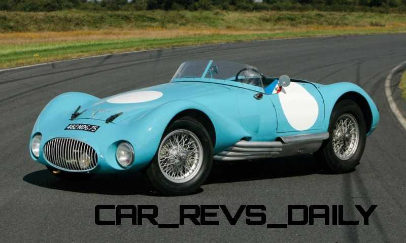 HD Video - 1953 Gordini 24S Blasts Around Its Favorite Tracks Before RM Auctions Paris Sale 1