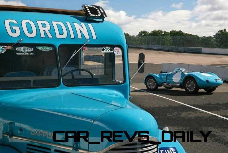 HD Video - 1953 Gordini 24S Blasts Around Its Favorite Tracks Before RM Auctions Paris Sale 20