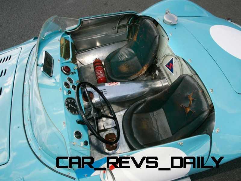 HD Video - 1953 Gordini 24S Blasts Around Its Favorite Tracks Before RM Auctions Paris Sale 5