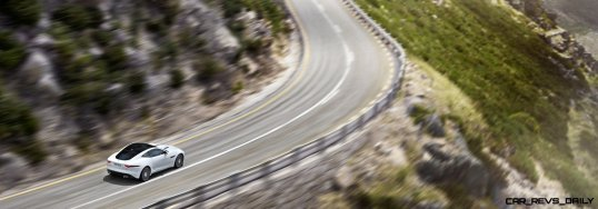 Jaguar Makes a WINNER! 2015 F-type R Coupe Debut5