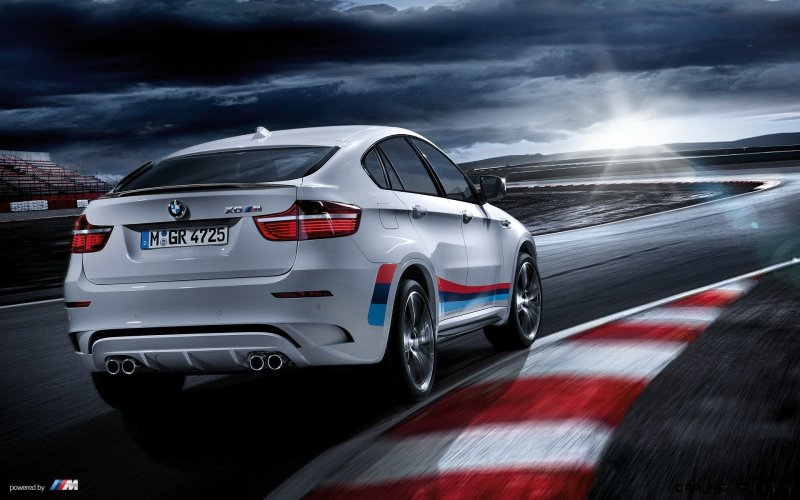 M Performance Catalog Offers Hundreds of Ways to Up the Drama and Road Presence of 335i, 535i, M3 and even the X5 and X6 49