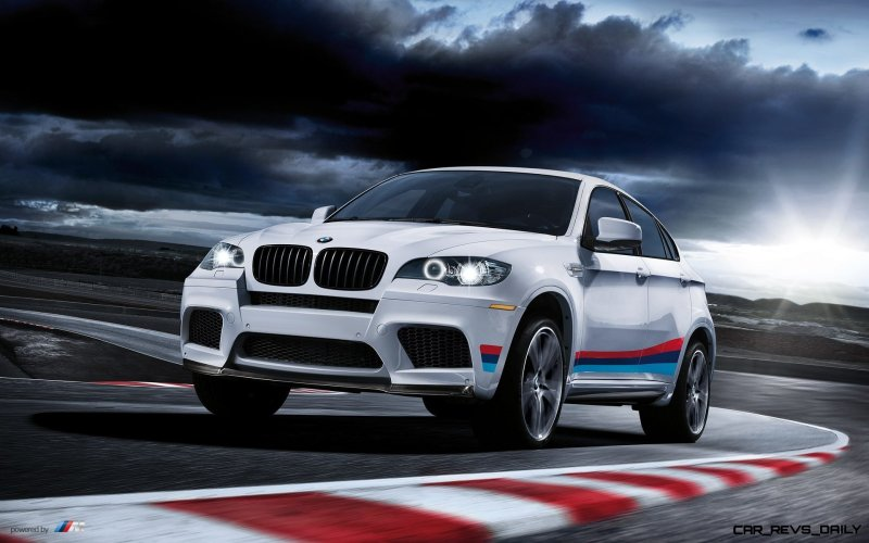 M Performance Catalog Offers Hundreds of Ways to Up the Drama and Road Presence of 335i, 535i, M3 and even the X5 and X6 50