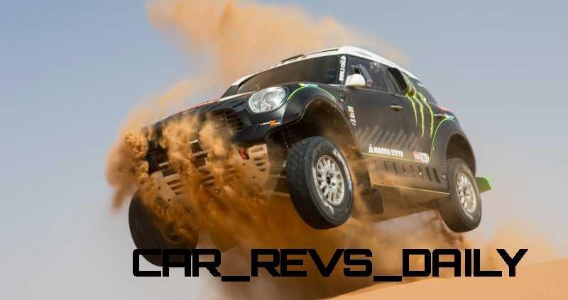MINI Poised for Dakar Three-Peat with All4 Countryman Squad 29