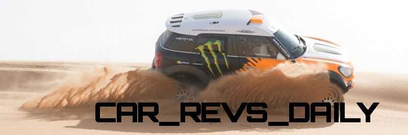 MINI Poised for Dakar Three-Peat with All4 Countryman Squad 39