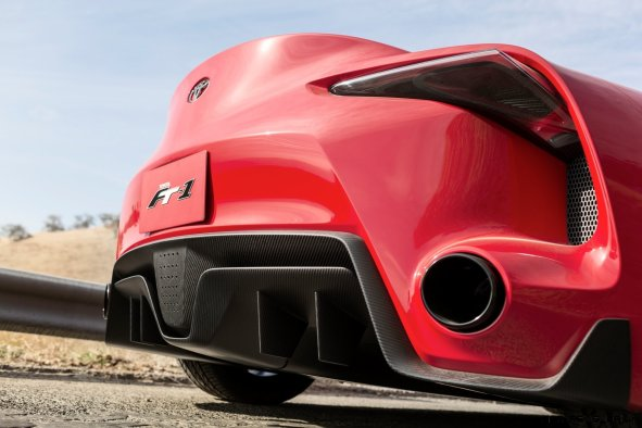 Surprise! Drop-Dead Sexy Toyota Supercar Playable in GT6 and Previewing SUPRA 6