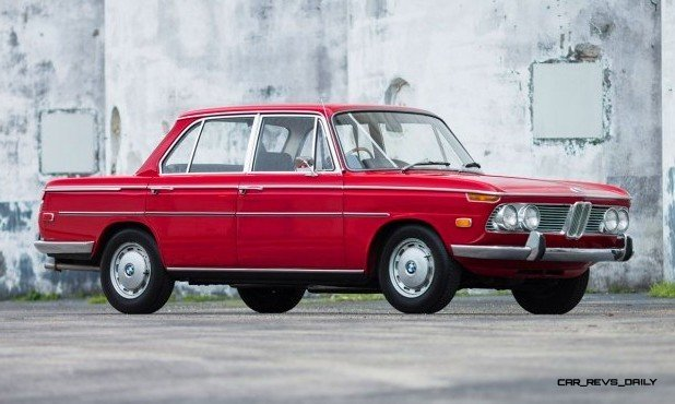 18 Sublime Retro BMWs to Brighten Your Day -- Gooding & Co. Amelia Island 2014 Preview 13