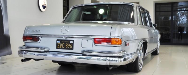 1970 Mercedes-Benz 600 Pullman SWB 10
