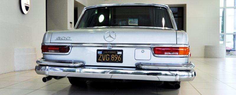 1970 Mercedes-Benz 600 Pullman SWB 11