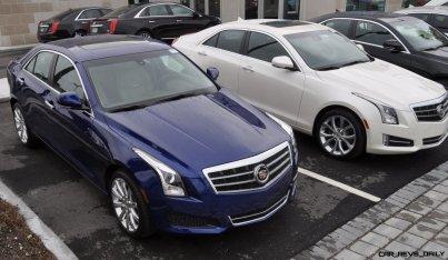 2014 Cadillac ATS4 - High-Res Photos 12