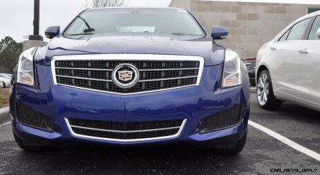 2014 Cadillac ATS4 - High-Res Photos 2