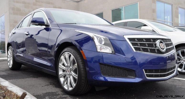 2014 Cadillac ATS4 - High-Res Photos 4