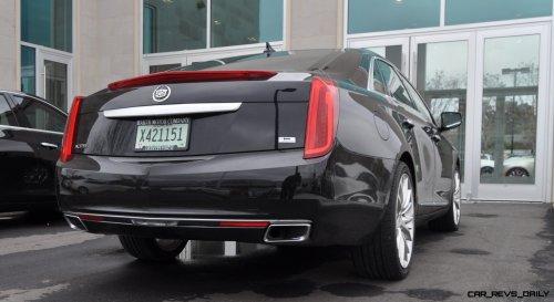 2014 Cadillac XTS4 Platinum Vsport -- First Drive Video and Photos 1