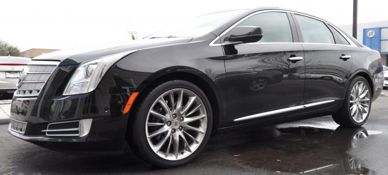 2014 Cadillac XTS4 Platinum Vsport -- First Drive Video and Photos 15