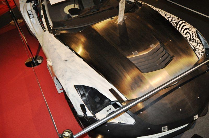 2014 Corvette Stingray IVERS Prototype at Nat'l Corvette Museum 11