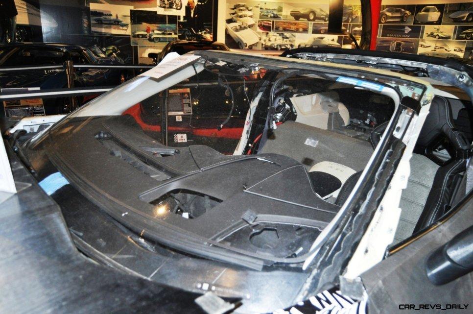 2014 Corvette Stingray IVERS Prototype at Nat'l Corvette Museum 20