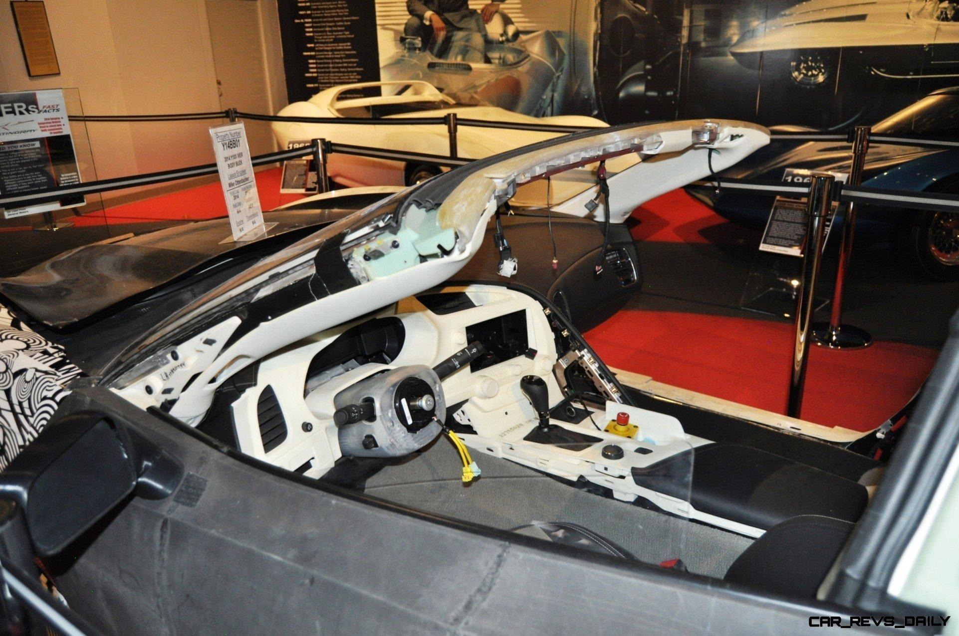 2014 Corvette Stingray IVERS Prototype at Nat'l Corvette Museum 21