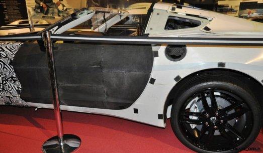 2014 Corvette Stingray IVERS Prototype at Nat'l Corvette Museum 22