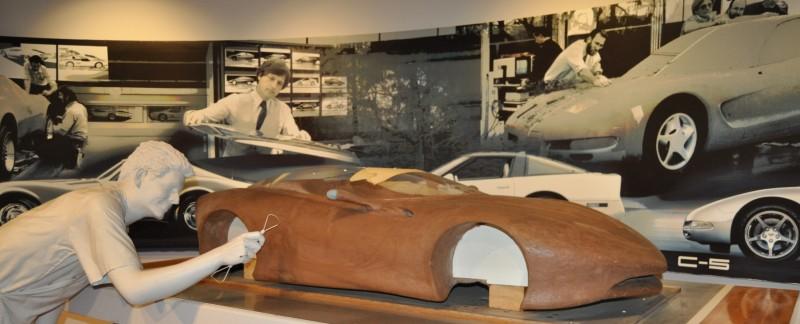 2014 Corvette Stingray IVERS Prototype at Nat'l Corvette Museum 28