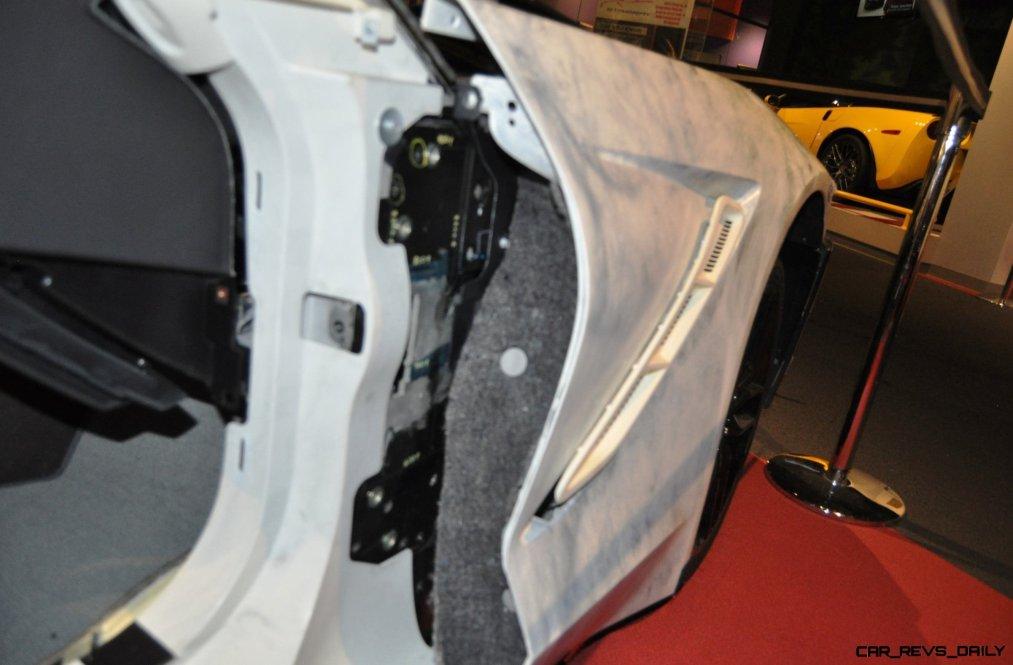 2014 Corvette Stingray IVERS Prototype at Nat'l Corvette Museum 7