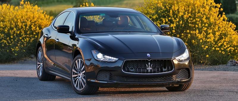 2014 Maserati Ghibli - Latest Official Photos 14