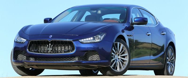2014 Maserati Ghibli - Latest Official Photos 6