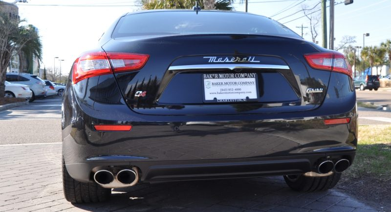 2014 Maserati Ghibli Looking, Sounding Marvelous -- 40+ All-New, High-Res Photos -- Available Now from $67k 10