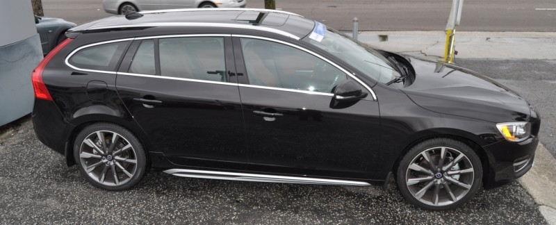 2015 Volvo V60 T5 Sport Pack -- Video Walkaround and 30 All-New Photos 11