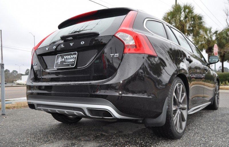 2015 Volvo V60 T5 Sport Pack -- Video Walkaround and 30 All-New Photos 21
