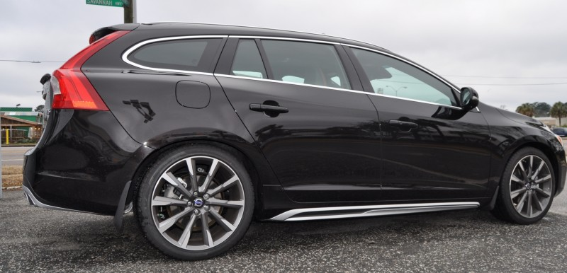 2015 Volvo V60 T5 Sport Pack -- Video Walkaround and 30 All-New Photos 23