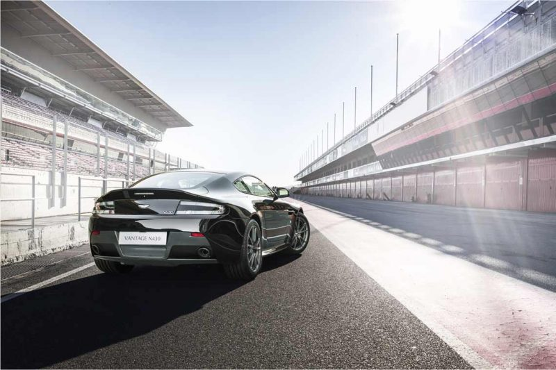 Car-Revs-Daily.com -- 2014 Aston-Martin N430 Vantage 104