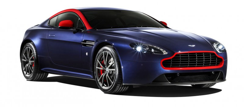 Car-Revs-Daily.com -- 2014 Aston-Martin N430 Vantage 131
