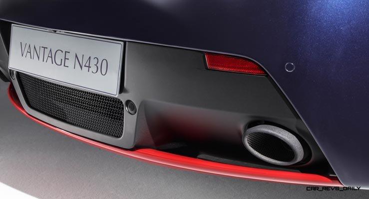Car-Revs-Daily.com -- 2014 Aston-Martin N430 Vantage 133