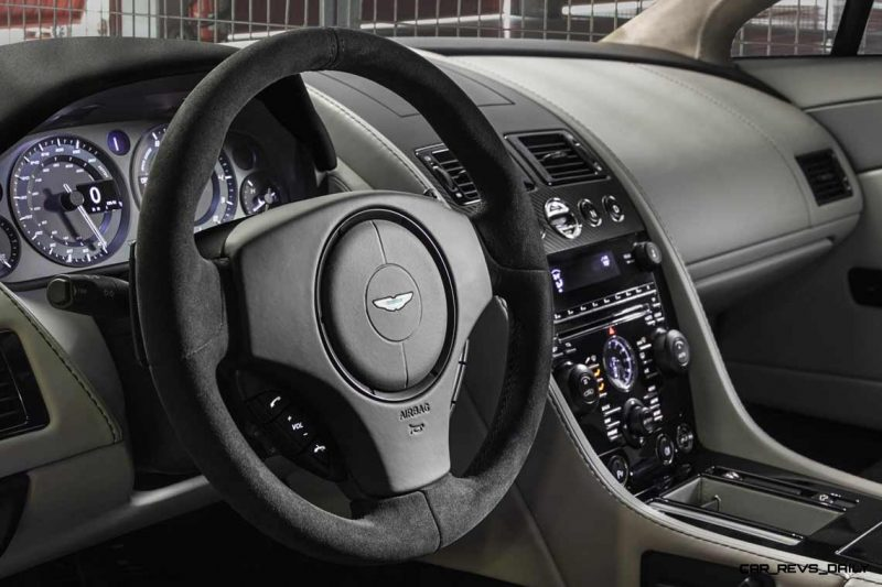 Car-Revs-Daily.com -- 2014 Aston-Martin N430 Vantage 137